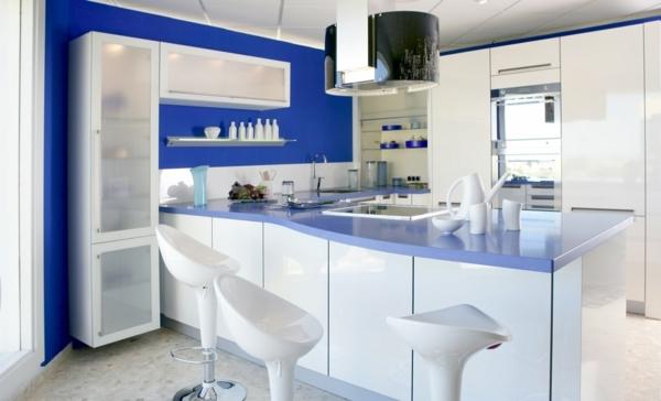 Bạn có thể chọn các cặp màu sơn tương phản phổ biến như xanh ô liu