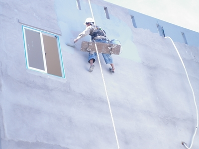 Dịch vụ sơn chống thấm ngoài trời