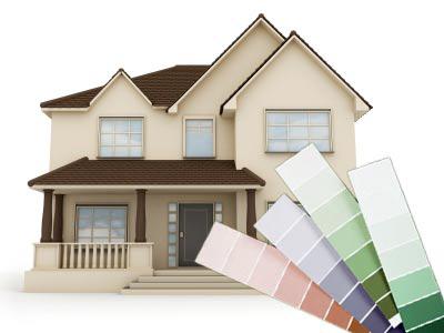 Dịch vụ sơn nhà riêng trọn gói