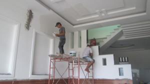 Dịch vụ sơn nhà nội, ngoại thất, trọn gói