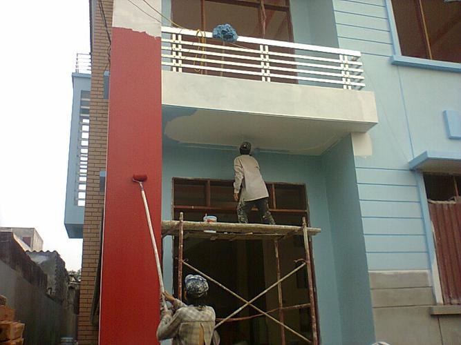 thợ sơn nhà tại Hà Nội