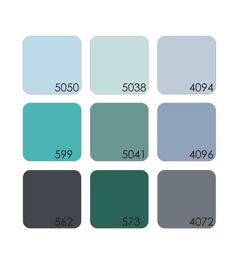 Chọn màu sơn nhà cho người mệnh Thủy hợp phong thủy