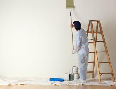 Thợ thi công sơn nhà nhanh tại Hà Nội
