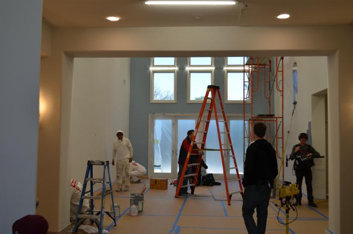 thợ sơn nhà cũ, sơn lại nhà cũ chuyên nghiệp