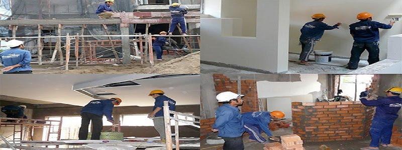 Dịch vụ sửa chữa cải tạo nhà ở Hà Nội trọn gói